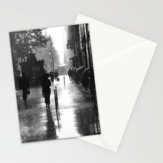 Many thanks to the rain Stationery Cards