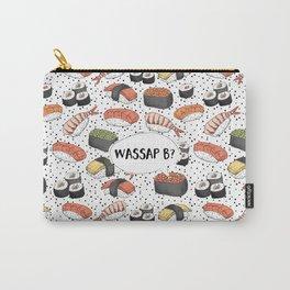 WASSAP B? Carry-All Pouch