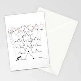 the Constellations Stationery Cards