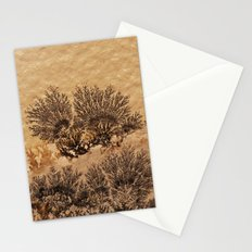 The world of stones - Dendrites Stationery Cards