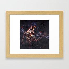 El Regalo Framed Art Print