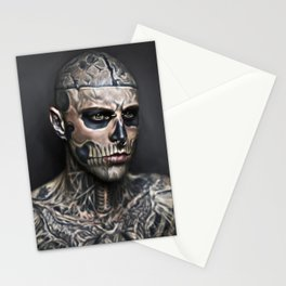 Zombieboy Stationery Cards