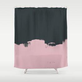 Midnight Shower Curtain