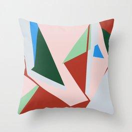 les demoiselles Throw Pillow