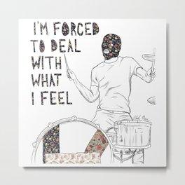 Tyler Joseph Josh Dun fan Metal Print