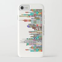 melbourne iPhone & iPod Cases featuring Melbourne by bri.buckley