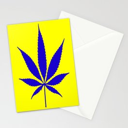 Weed Hash Bash Stationery Cards