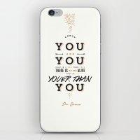 dr seuss iPhone & iPod Skins featuring Dr. Seuss by thatfandomshop
