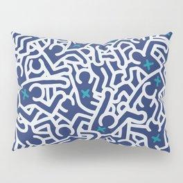 Keith Haring Variation #3 Pillow Sham