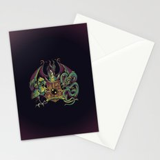 Guardian Forces Stationery Cards
