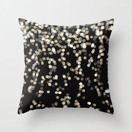 Silverster Rain Throw Pillow