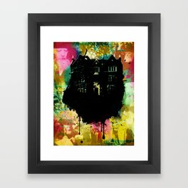 770 Framed Art Print
