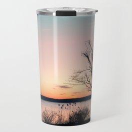 Pastel Sky Travel Mug