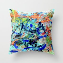 Always Lookin' Up. Throw Pillow