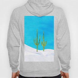 Two Saguaros Hoody