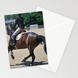 Horse Park 265 Stationery Cards