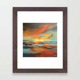 Bluebird Framed Art Print