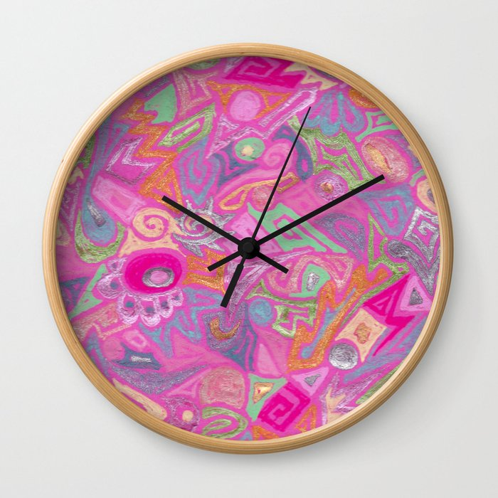 Harriet Wall Clock