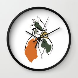 This is the cock that crowed in the morn.... Wall Clock