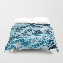 Lovely Seas Duvet Cover