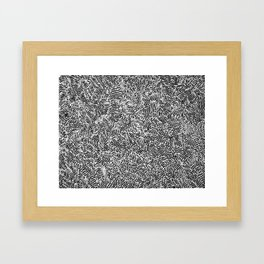 OCD and a Calligraphy Pen #4 Framed Art Print