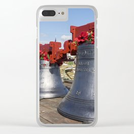 Ring of Bells Clear iPhone Case