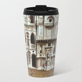 Doge's Palace Courtyard Travel Mug