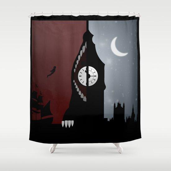 Peter Pan Shower Curtain