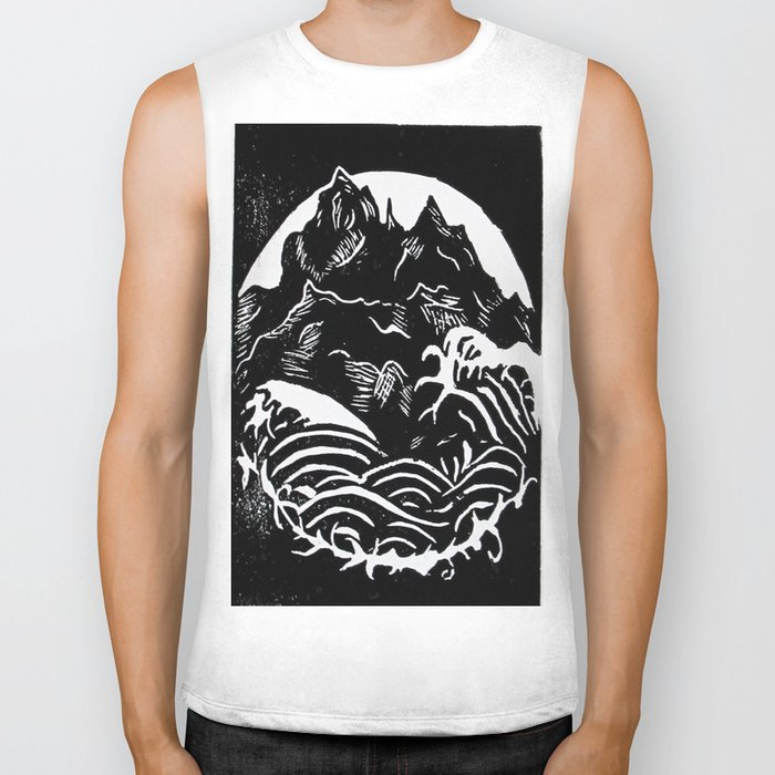 Black Mountains Biker Tank