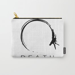Arrival - Death Black Carry-All Pouch