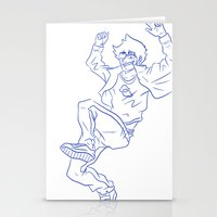 homestuck Stationery Cards featuring Homestuck by Lance Phillips