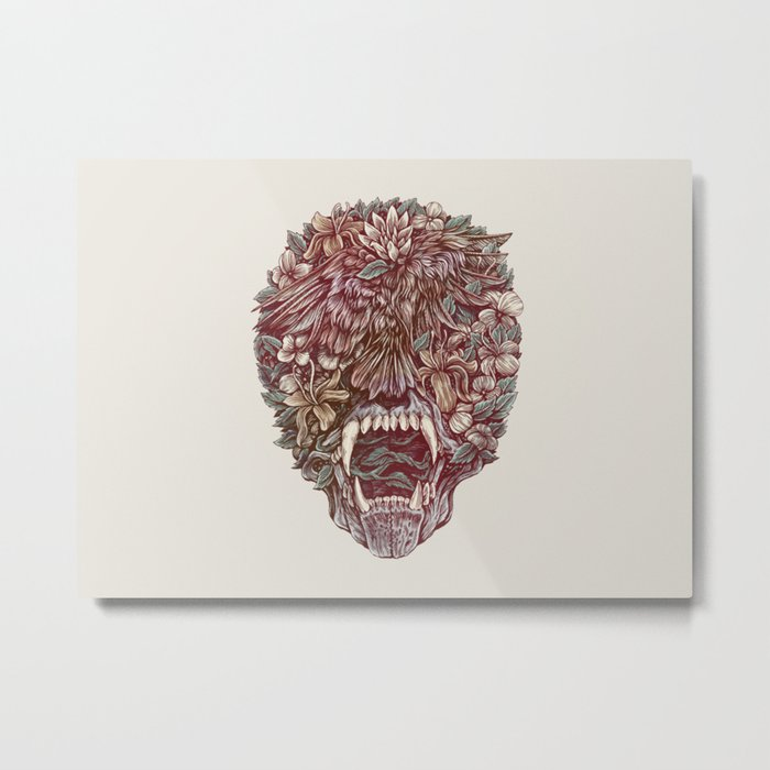 Arrangement Metal Print