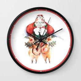OH OH OH! PAPÁ NOEL Wall Clock
