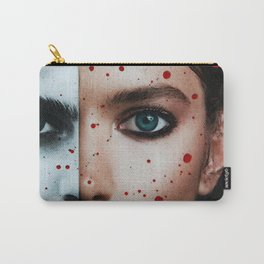 Nevertheless She Persisted - Women's Rights Art - Sharon Cummings Carry-All Pouch