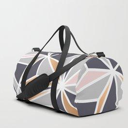 Geometry Gold 047 Duffle Bag