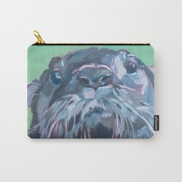 Gramm the Otter Carry-All Pouch