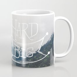 Work Hard Dream Big Coffee Mug