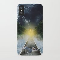 inception iPhone & iPod Cases featuring Inception by Stephanie Massaro