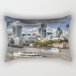London View Rectangular Pillow