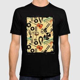 Jazz Rhythm (positive) T-shirt