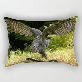 Flight of the Goddess Rectangular Pillow