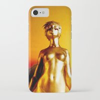 alchemy iPhone & iPod Cases featuring Alchemy by Danielle Tanimura