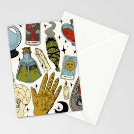 Fortune Teller Starter Pack Color Stationery Cards