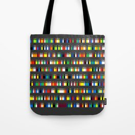 Color by Number: Pi Tote Bag