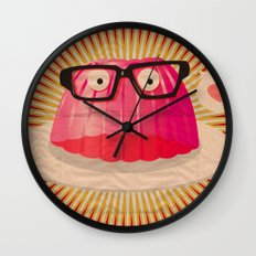Disguise In Love With You Wall Clock