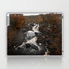 Autum falls Laptop & iPad Skin