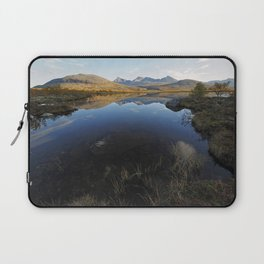 There is an end to the dark Laptop Sleeve