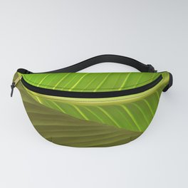 Peaceful Frond Fanny Pack