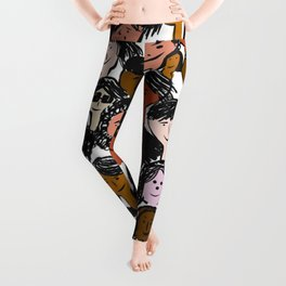 Go Girls! Leggings
