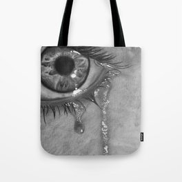 Life is moking me Tote Bag